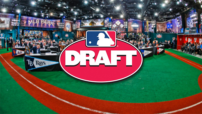 MLB Draft Logo